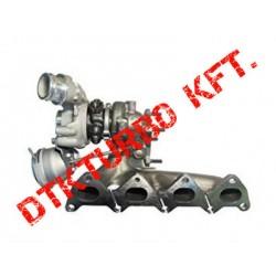 Seat Altea 1.4 TSI turbófeltöltő