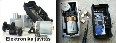Elektronika javítás